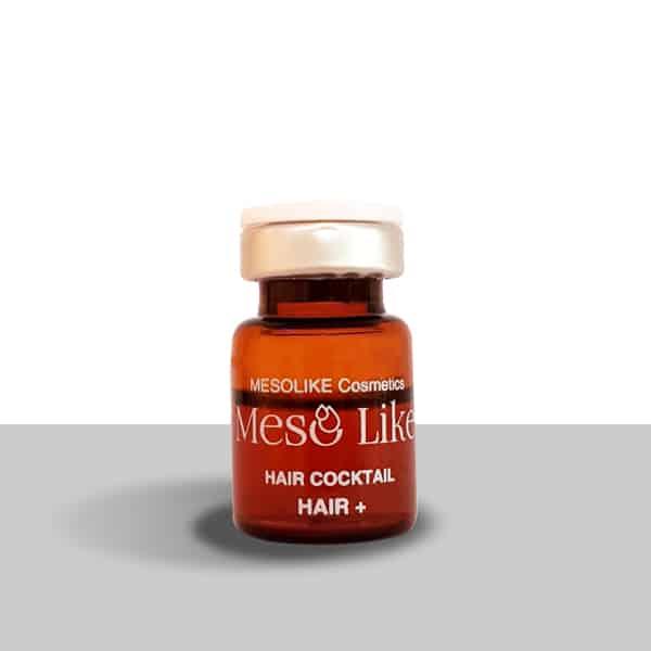 محلول مزوتراپی و آمپول توقویت مو و رشد مو